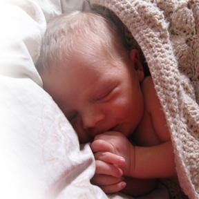 Kjartan new born